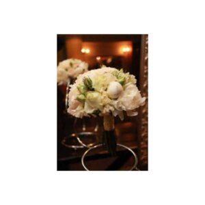 Spray Roses And Peonie Bridal BQ