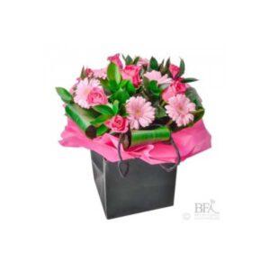 Rose And Gerbera
